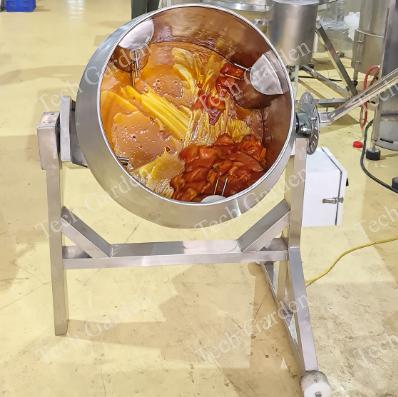 Multifunction onion mixer