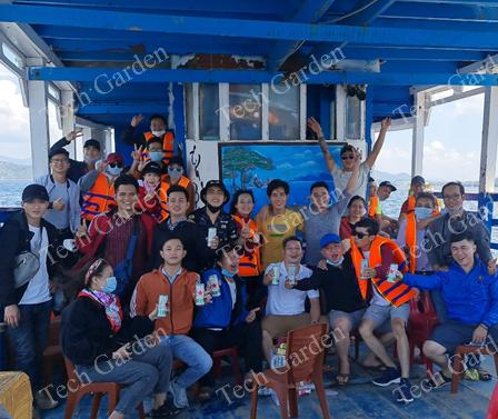 du lịch đảo Bình Ba
